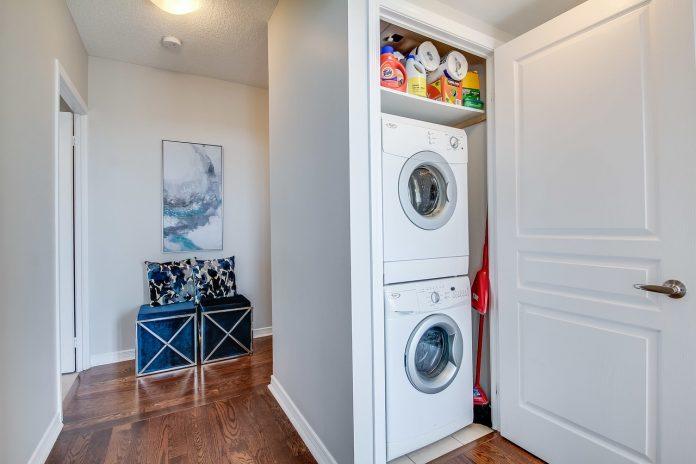 Laundry room renovation cost idea