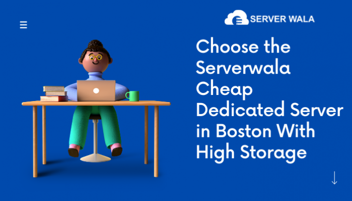 Dedicated Server Boston