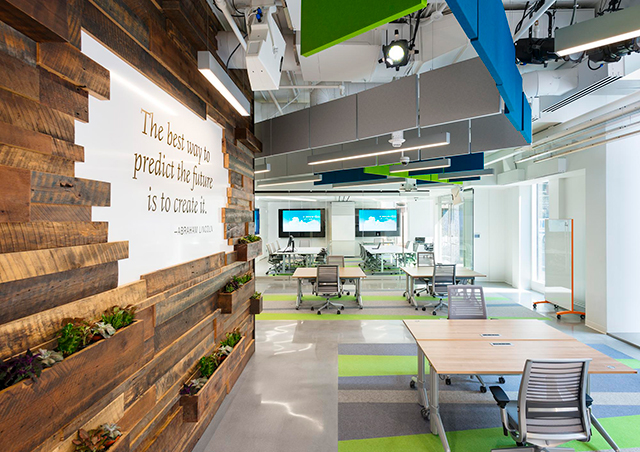 Ordinary Office into a Smart Office