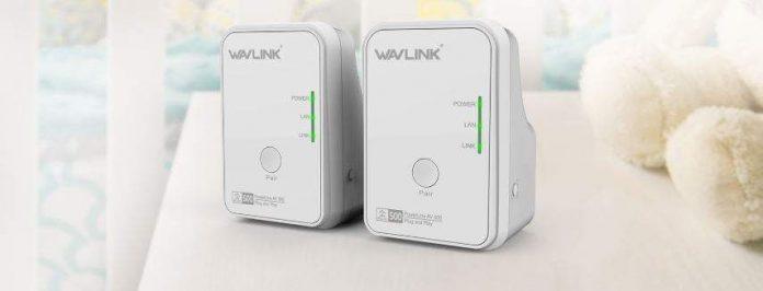 Wavlink AV500 Powerline Setup
