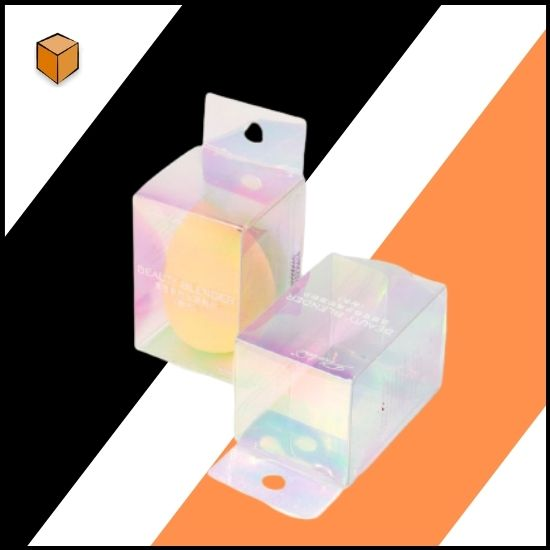 holographic box packaging