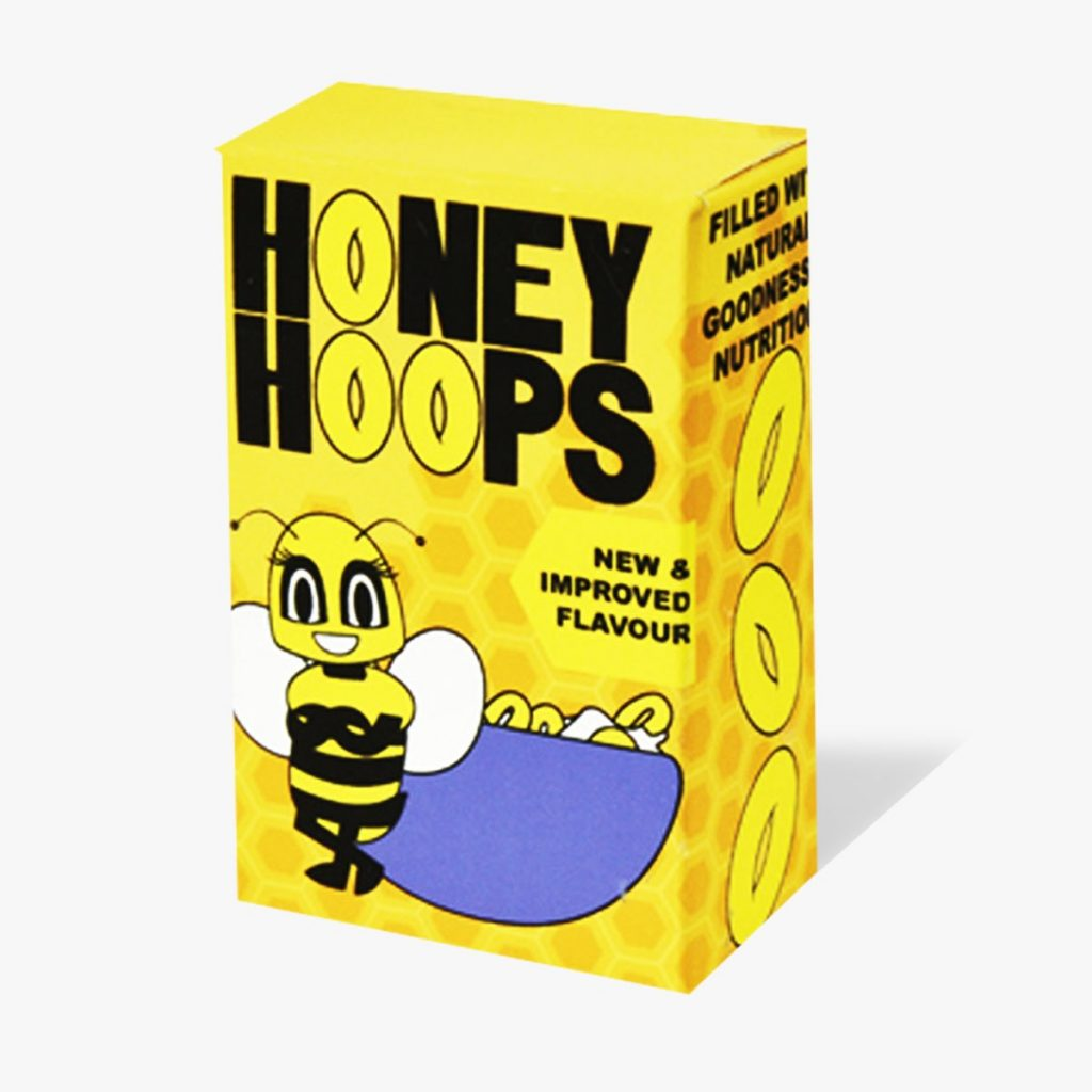 Cereal boxes UK