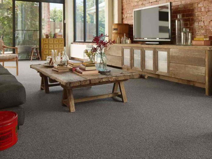 wall-to-wall carpeting